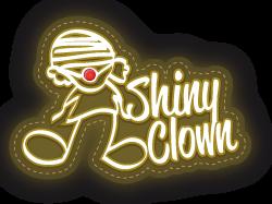 logo shinyclownperu